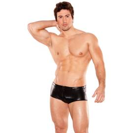 (wd)zeus wet look shorts o/s (mens)
