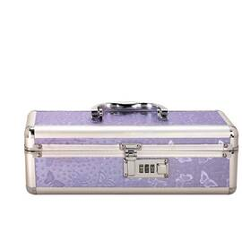 lockable vibrator case purple small(out mid sept)