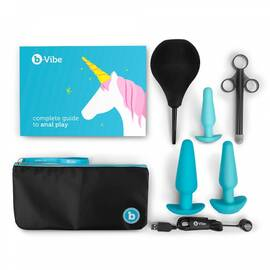 b vibe anal education set teal (net)
