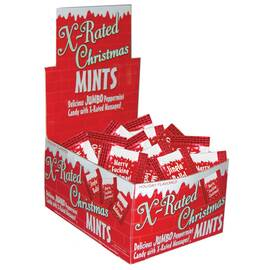 xmas amusemints 100pc display