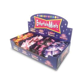 (wd) entertainmints display