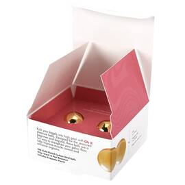 cgc oh k 24k gold plated pleasure balls
