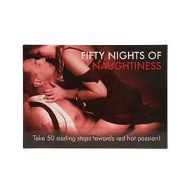 fifty nights of naughtiness couples collection
