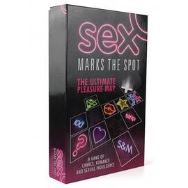 sex mark's the spot