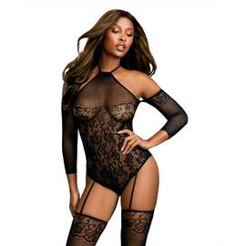 teddy body stocking dmd o/s