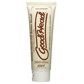 goodhead oral delight gel 4 oz french vanilla