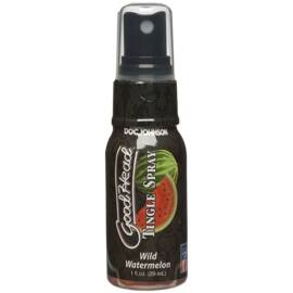 goodhead tingle spray wild watermelon 1 oz