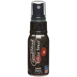 goodhead tingle spray sweet cherry 1 oz