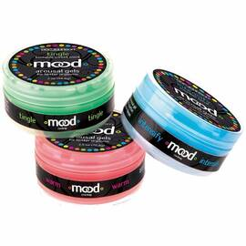 mood arousal gels 3 - 2 oz jars (bu)