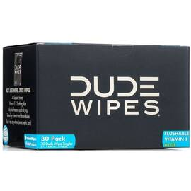 dude wipes 30pk