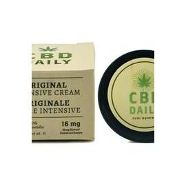 cbd daily pocket size display intensive cream