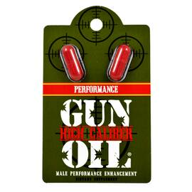 gun oil high caliber performance double