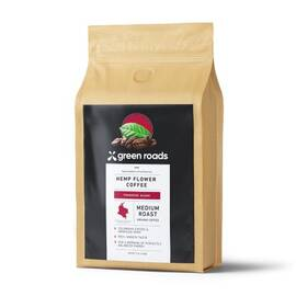founders blend hemp flower coffee 12 oz (net)