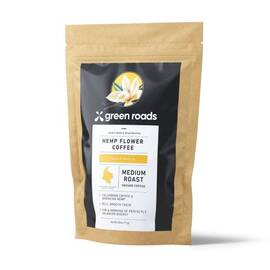 french vanilla hemp flower coffee 2.5 oz (net)