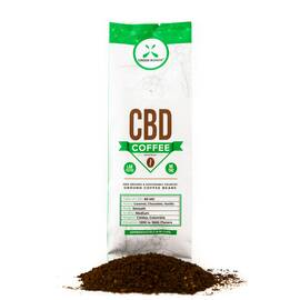 (d) cbd gourmet coffee 2 oz ba (net)