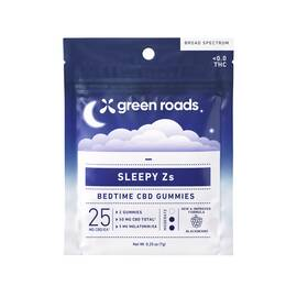 cbd 50mg sleepy z's single pc blackberry (net)