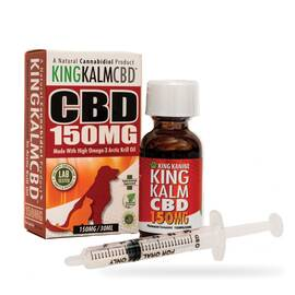 (d) cbd pets king kalm 150mg (