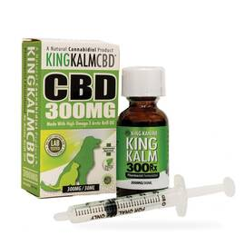 (d) cbd pets king kalm 300mg (