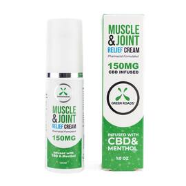 cbd pain cream 150mg (net)