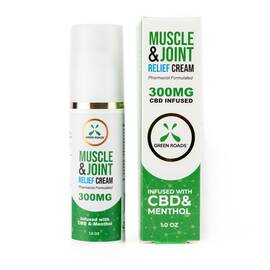 cbd pain cream 300mg (net)