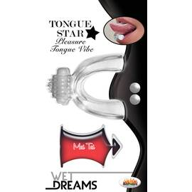 tongue star clear(out july)