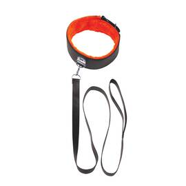 orange is the new black short leash