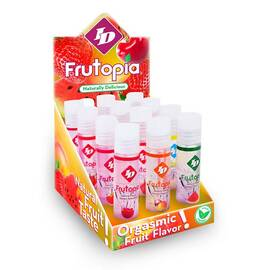 id frutopia display 12 assorted bottles