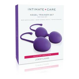 jimmy jane intimate care kegel trainer set purple