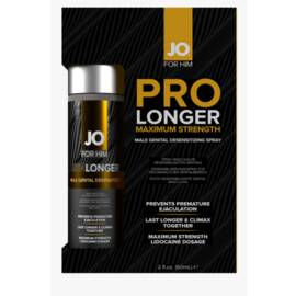 jo prolonger spray w/lidocaine male genital desensitizer 60ml (out end jun)