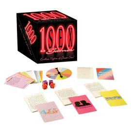 1000 sex games(out mid april)