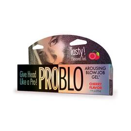 problo ahh some blow job gel cherry 1 oz