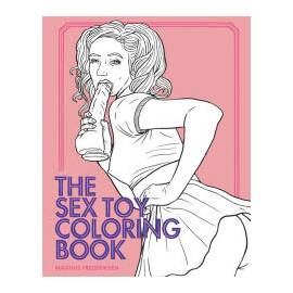 sex toy coloring book