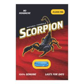 scorpion (each) (net)