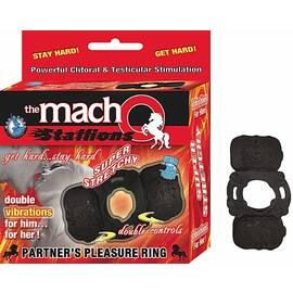 macho stallions partners pleasure ring