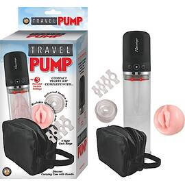 travel pump clear