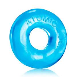 do-nut 2 large cockring ice blue (net)