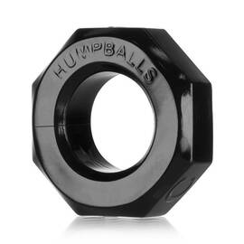 humpballs cockring atomic jock black (net)