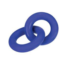 hunkyjunk duo linked cock & ball rings cobalt (net)