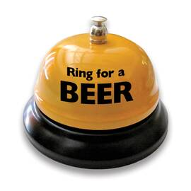 ring bell for beer table bell