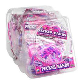 pecker bands 36pc bowl(wd)