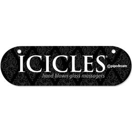 icicles small sign 6inx18