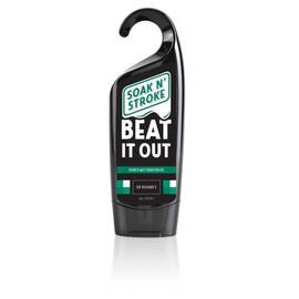 sir richard's soak n' stroke beat it out masturbation gel 8 oz