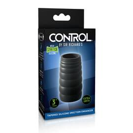 sir richard's control silicone tapered erection enhancer