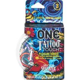 one tattoo touch 3 pk