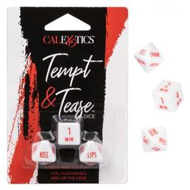 tempt & tease dice