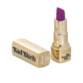 naughty bits bad bitch lipstick vibrator