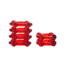 colt enhancer rings- red