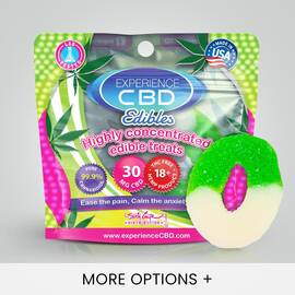 experience cbd 30mg sour apple rings 1pc (net)