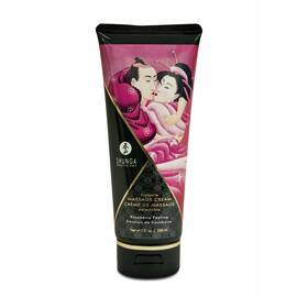 massage cream raspberry feeling