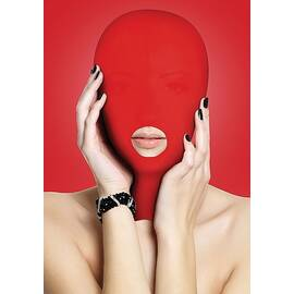submission mask red